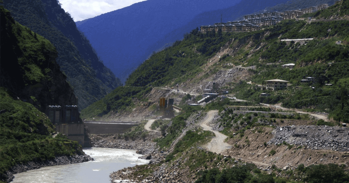 Bhutan Hydro power