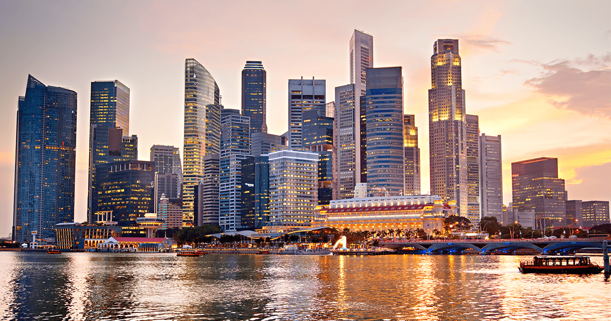 Singapore: transparency, stability, and strong economic performance